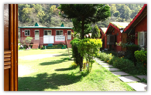 Heval Cottage N Rafting Camp